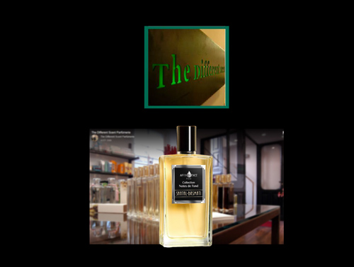 THE DIFFERENT SCENT Berlin