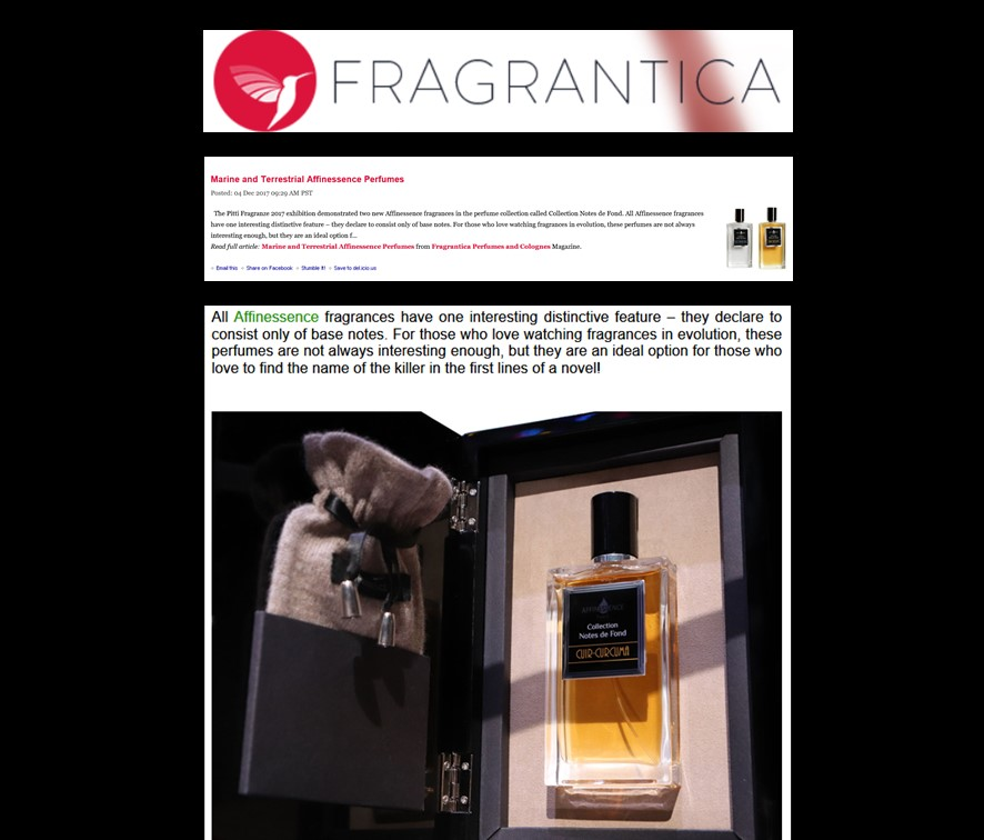 Fragrantica article