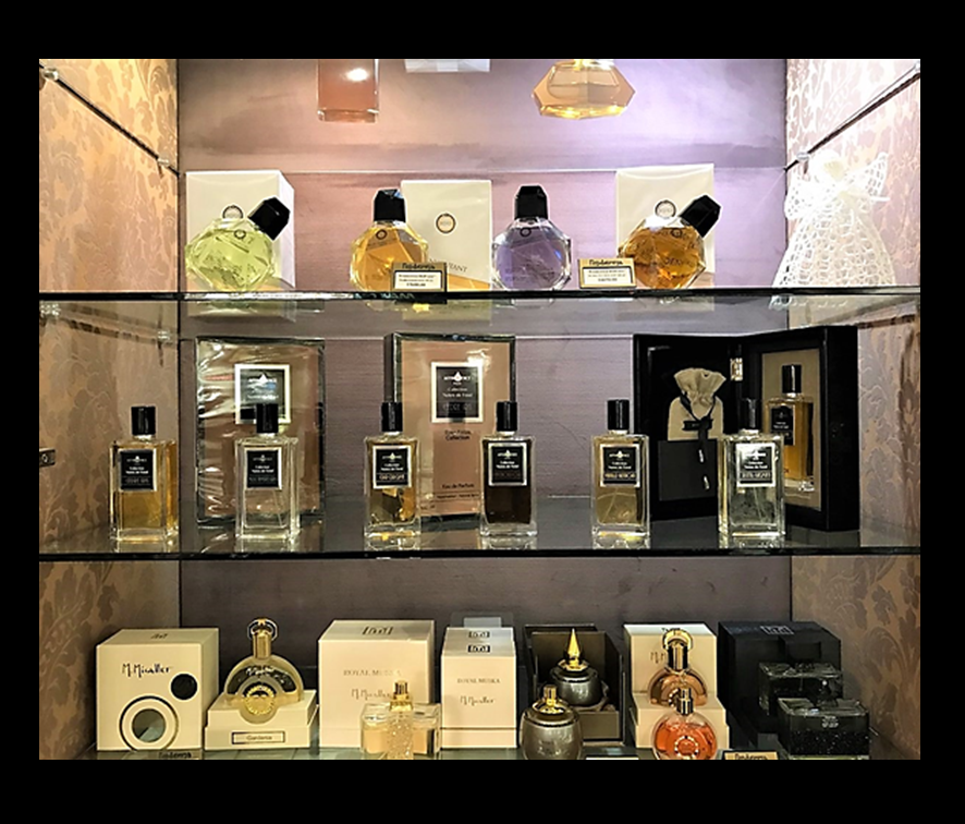 FRAGRANCE RUSSIA launches AFFINESSENCE in St Petersburg