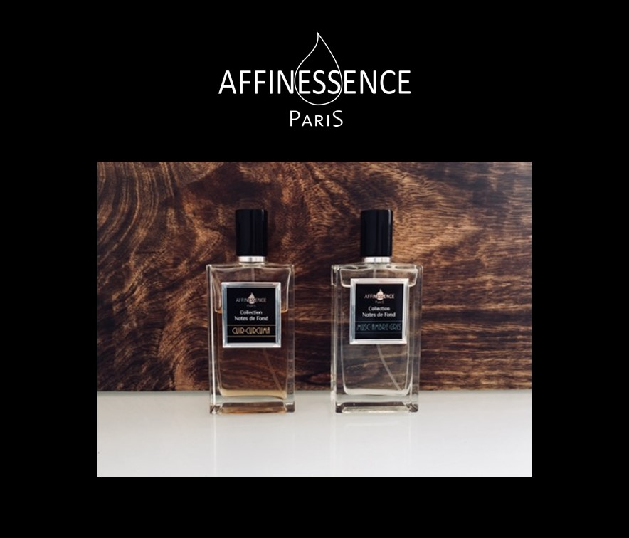 Launch of 2 new fragrances : CUIR-CURCUMA & MUSC-AMBRE GRIS
