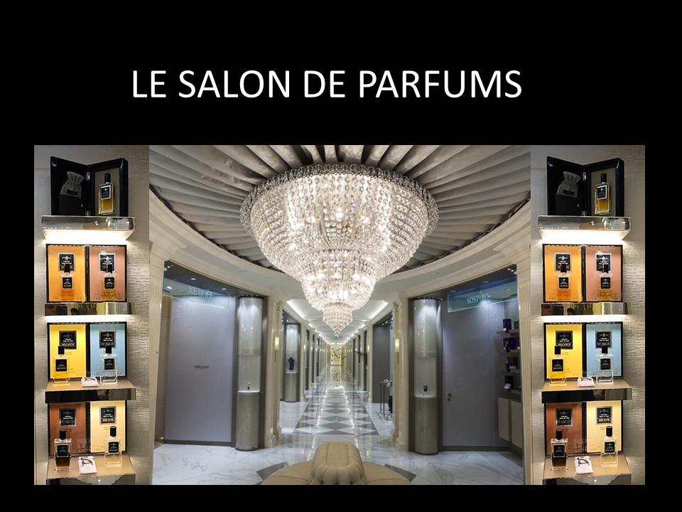 LONDON AFFINESSENCE @harrods @collectionnotesdefond in LE SALON DE PARFUMS HARRODS