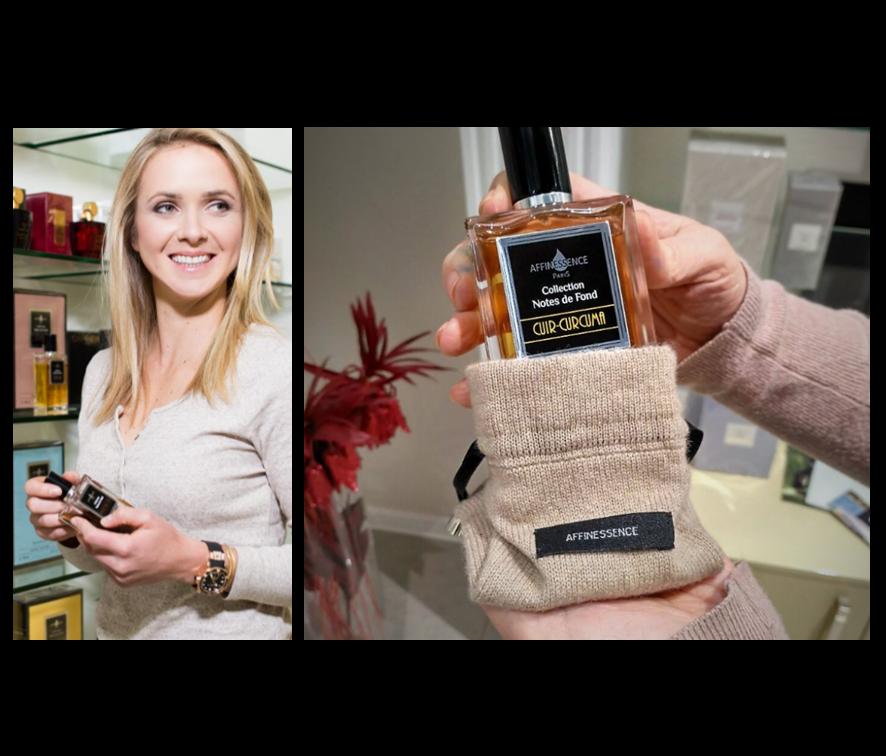 @Elina SVITOLINA loves AFFINESSENCE! JAN perfumery in UKRAINE - @collectionnotesdefond