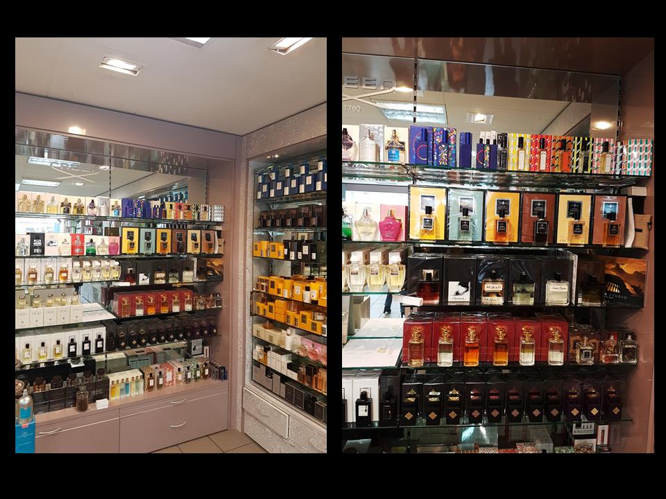 SUISSE - SWITZERLAND - Parfumerie Liechti in Reinach welcomes AFFINESSENCE