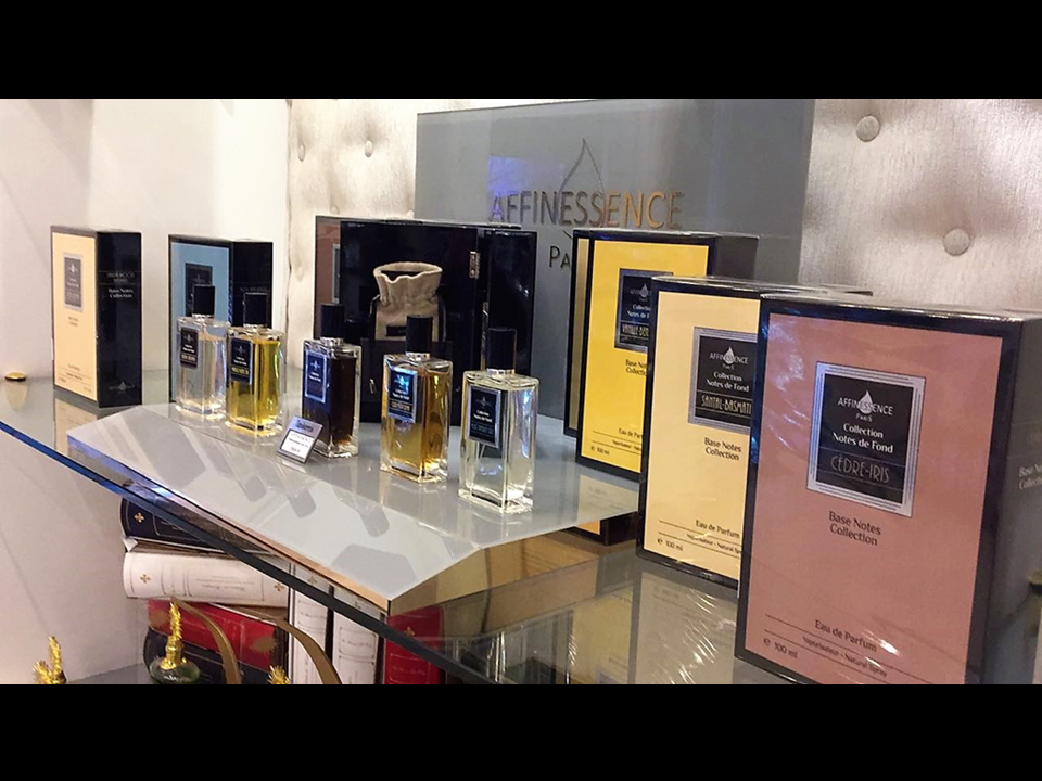 AFFINESSENCE WITH FRAGRANCE RUSSIA