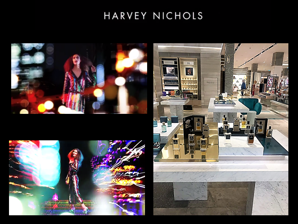HARVEY NICHOLS opening in Doha Festival City Mall with AFFINESSENCE as a star brand!