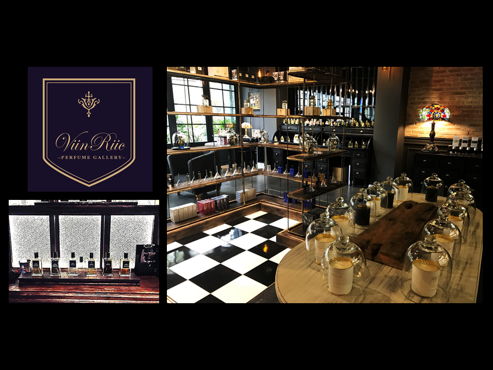 AFFINESSENCE arrives in ViinRiic Luxury Galerie in HO CHI MINH VIETNAM!