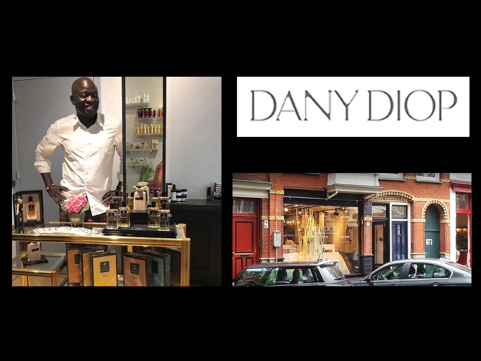 Amsterdam DANY DIOP- AFFINESSENCE - Collection Notes de Fond