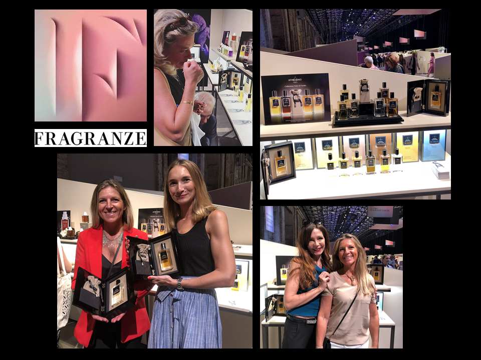 PITTI FRAGRANZE Florence 14-16 SEPTEMBRE 2018