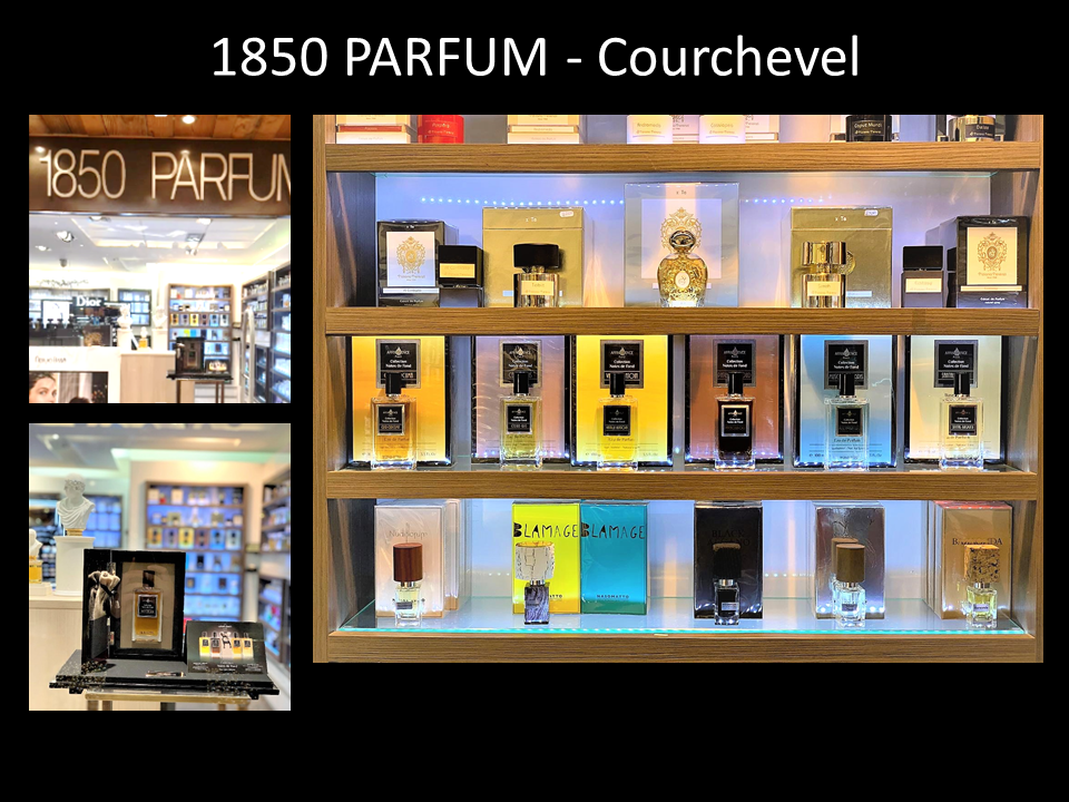 1850 PARFUM - Courchevel - AFFINESSENCE