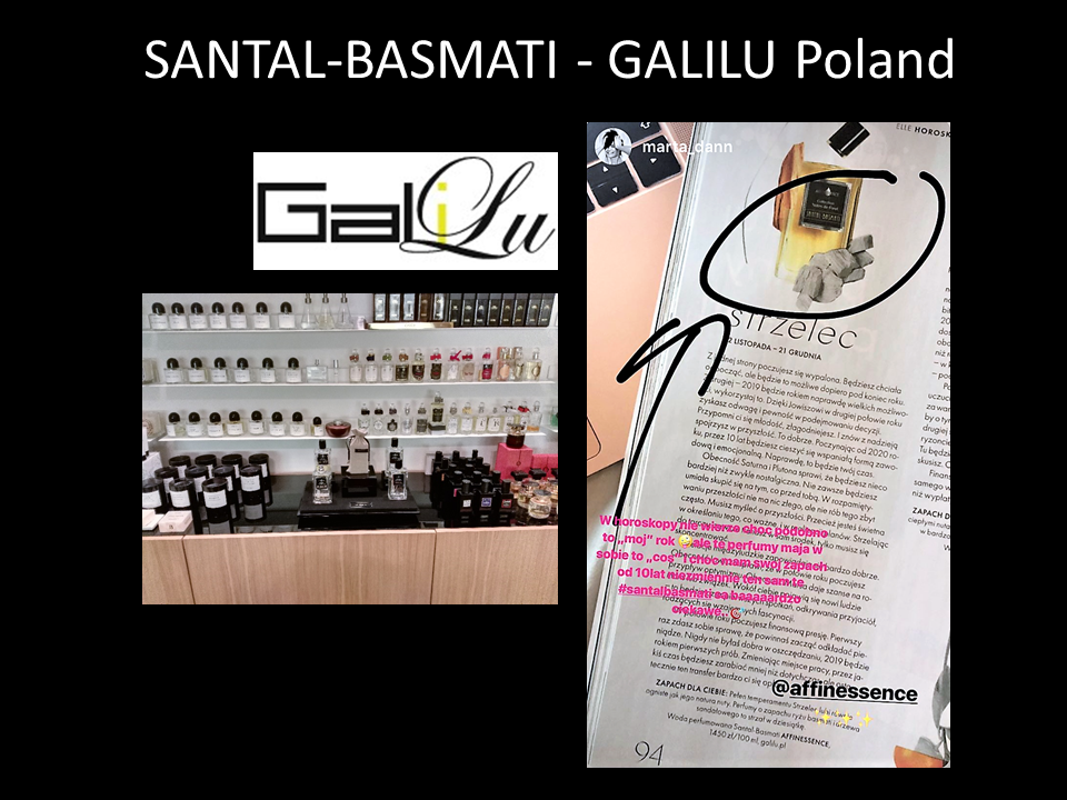 SANTAL-BASMATI - GALILU Poland