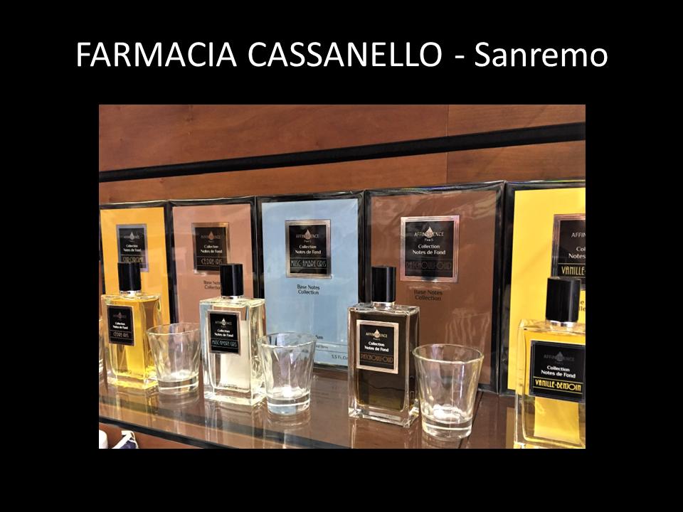 CASSALLENO – Sanremo