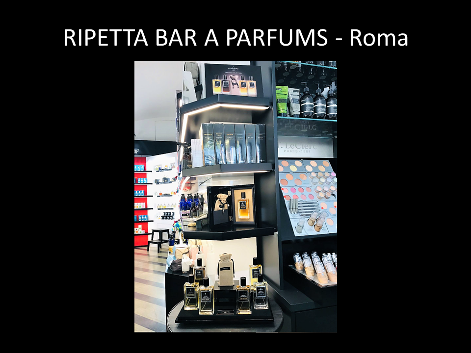 RIPETTA BAR A PARFUMS – Roma