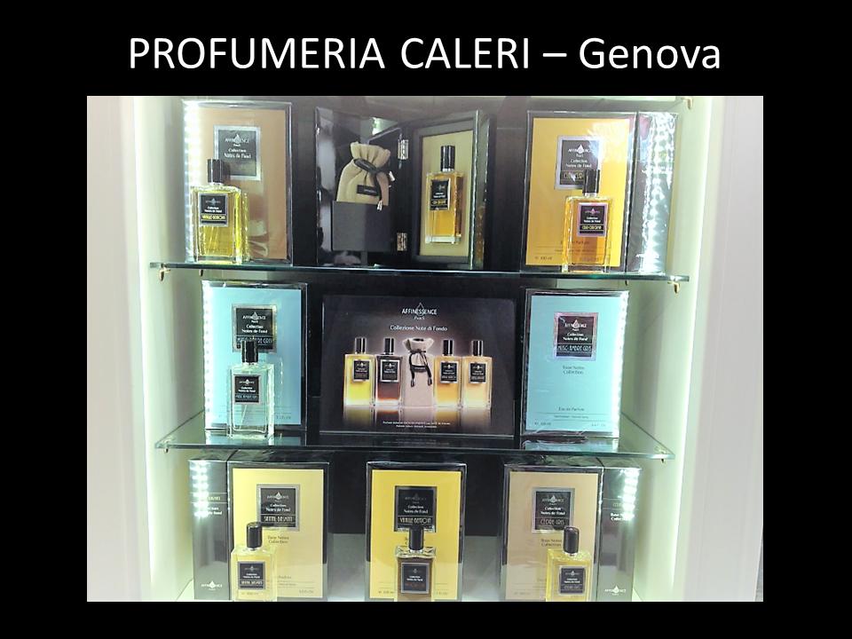 PROFUMERIA CALERI – Genova - AFFINESSENCE