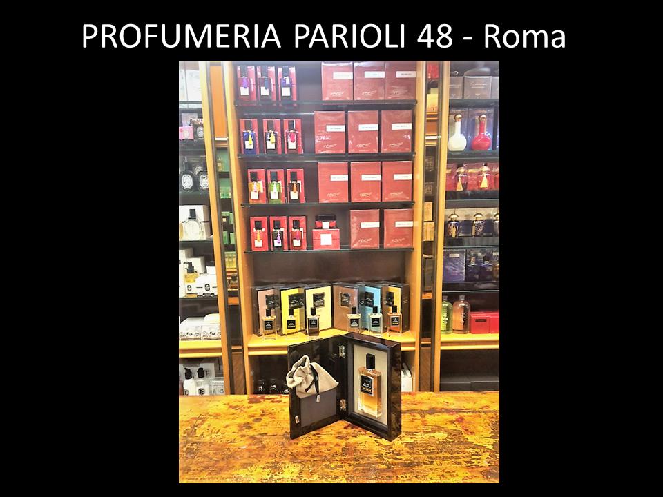 PROFUMERIA PARIOLI 48 - Roma