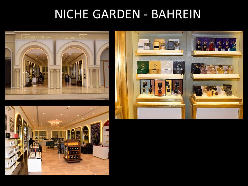NICHE GARDEN - BARHEIN