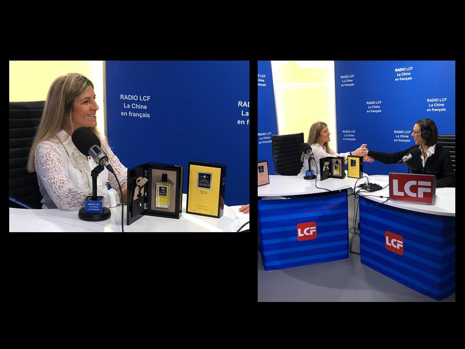 INTERVIEW AFFINESSENCE RADIO LA CHINE EN FRANCAIS
