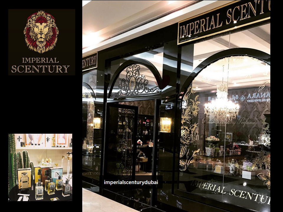 AFFINESSENCE in DUBAI at IMPERIAL SCENTURY
