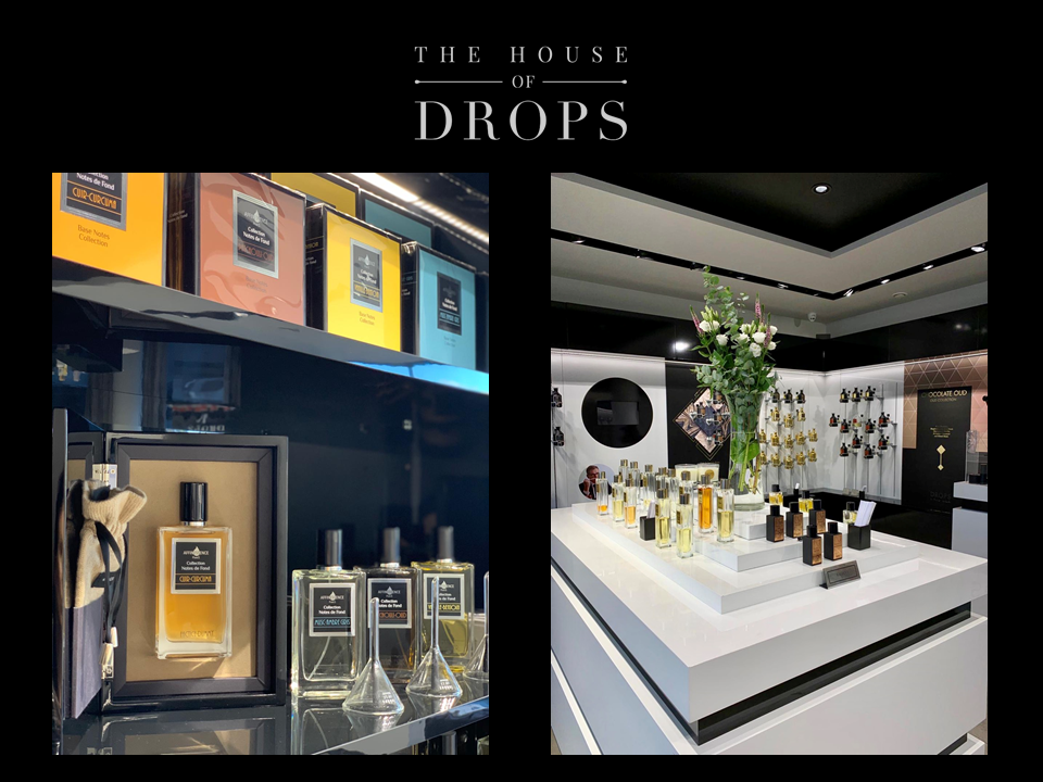 DIANTE House of Drops LITUANIA AFFINESSENCE discovery