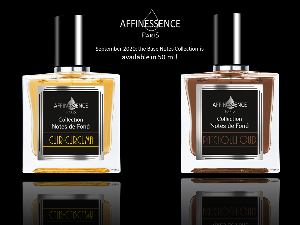 AFFINESSENCE available in 50 ml new size!